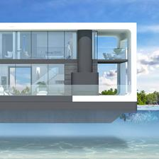 Florida Based Company Arkup Has Floated The Concept Of An Off Grid,  Liveable Luxury Yacht. Powered By 30 KW Of Solar And Twin Electric  Thrusters, ...